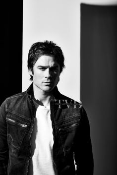 Ian Somerhalder smoldering for the camera Vampire Diaries Damon, Ian Somerhalder Vampire Diaries, Vampire Daries, Vampire Diaries The Originals, Ian Somerholder, Damon And Stefan, Hello Brother, Bae, Raining Men