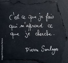 ...★... pierre_soulages                                                                                                                                                                                 Plus