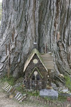 Any fairy would love to live here.