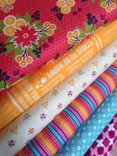 Free shipping available. Meadow Bloom fabric bundle by April Rosenthal for Moda Fabrics - Bundle of 6 fabrics. You Choose the Cut. by fabricshoppe on Etsy