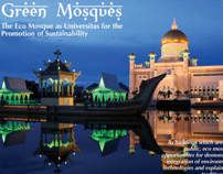 Green Mosques by Sam Williams, via Behance