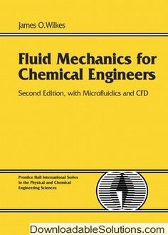 Solutions manual fluid mechanics fifth edition is completed fluid mechanics for chemical engineers with microfluidics and cfd 2e james o fandeluxe Image collections