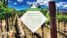 Thinking of taking a #DayTrip? You can experience #WineCountry right here in #Arizona! #DidYouKnow
