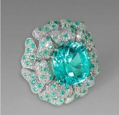 Paraiba & diamonds