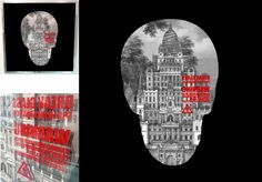 "Saatchi Online Artist: Magnus Gjoen; Vexel, 2013, Digital ""BREAK GLASS FOR REINCARNATION"""