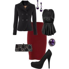 """Elegance personified."" by molson220 on Polyvore"