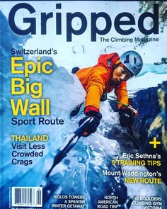 Gripped - The Climbing Magazine.