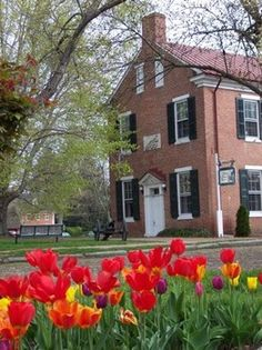 Read House & Gardens in Historic New Castle, Delaware