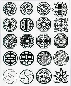 These would be cool going down the spine, or along the forearm.