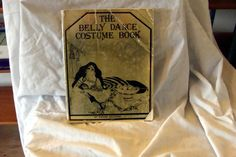 Sale Costume Book The Belly Dance Costume Book by Zarifa Aradoon by RTFX on Etsy