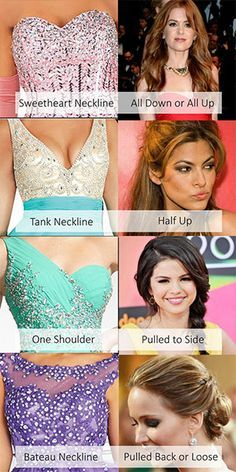 Prom Hair Guide -- How to choose your perfect prom 'do