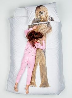 J.Crew kids' Snurk™ Star Wars™ bedding. To pre-order, call 800 261 7422 or email verypersonalstylist@jcrew.com.