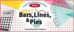 Learn Graphing Skills with Bars, Lines, and Pies