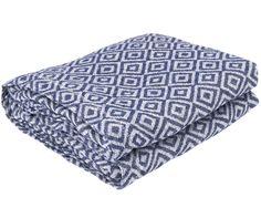 Luxury Linen Towel Angra Print from Frescobol Carioca