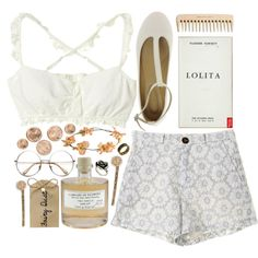 vintage queen by rachelgasm on Polyvore featuring мода, See by Chloé, ASOS, eliurpi, Adorn By Sarah Lewis, Library of Flowers, vintage and lolita