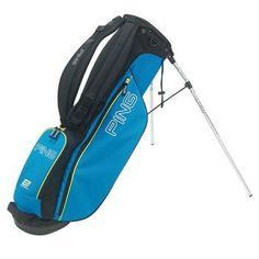 Ping L8 Golf Stand Bag Blue/Black/Lime