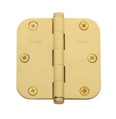 """Baldwin 1135151I Antique Nickel Full Mortise 3.5"""" x 3.5"""" Solid Brass 5/8"""" Radius Corner Plain Bearing Mortise Hinge - Single Hinge by Baldwin. $15.00. Baldwin 1135 I Full Mortise Antique Nickel Mortise Hinge Door Hinge 3 1 2 x 3 1 2 Baldwin 5 8"""" Radius Corner 3 5"""" x 3 5"""" Solid Brass Plain Bearing Mortise Hinge Single HingeBaldwin s top of the line hinges set industry standards for excellence These elegant hinges are available in several finishes to discretely accent your hom..."""