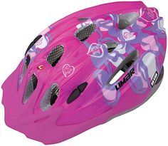 Limar 515 Bike Helmet, Pink Hearts, Medium - It was the best price by far here and it works perfectly with no issues.If you have been looking for a cheap bike h Cool Bike Helmets, Kids Helmets, Cheap Bikes, Cool Bikes, Cycling Helmet, Bicycle Helmet, Foldable Bicycle, Beach Cruiser Bikes, Bike Trainer