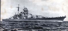 HMS King George V, flagship of Admiral of the Fleet Sir John Tovey as he maneuvered the units of the Royal Navy to sink the Bismarck Naval History, Military History, Bismarck Battleship, Hms Prince Of Wales, King George V, Hms Hood, Heavy Cruiser, Capital Ship, Armada