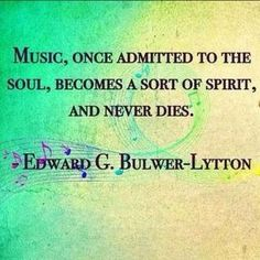 music once admitted to the soul becomes a sort of spirit and never dies Get your favourite Live Sport everyday with unlimited bandwith and High Quality I Love Music, Sound Of Music, Listening To Music, Music Is Life, Singing, Good Music Quotes, Lyric Quotes, Music Lyrics, Music Songs