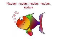 Músicas para o Jardim de infância - São os peixinhos