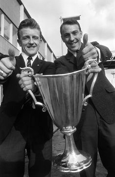 Tottenham Hotspur, European Cup Winners Cup Winners, May Terry Dyson. Jimmy Greaves, Tottenham Hotspur Football, White Hart Lane, Association Football, Most Popular Sports, Picture Gifts, European Cup, Football Program, Chelsea Fc