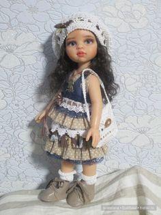 Ульянка. ООАК куклы Паола Рейна / Paola Reina, Antonio Juan и другие испанские куклы / Бэйбики. Куклы фото. Одежда для кукол