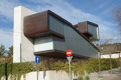 Casa en la calle de Santa Natalia, 8. Vista desde la calle. Abril 2015. Fotografía de David Bornscheuer.