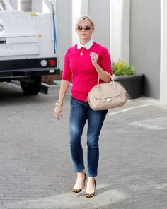 Reese Witherspoon stepped out in style in LA.