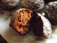 muffiny marchewkowo-imbirowe