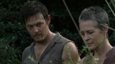Daryl and Carol  [ The Walking Dead ]