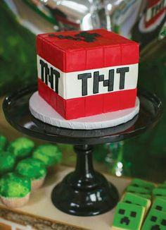 TNT Cake...