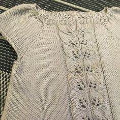 Ravelry: Kottenlottis' Baby A-Line dress Ravelry, Rompers, Sleeves, Cotton, How To Make, Baby, Tops, Dresses, Women