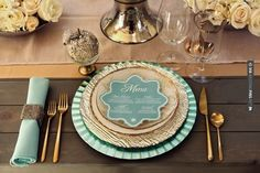 Yes - Exquisite Mint & Gold Wedding Inspiration | Fab You Bliss | CHECK OUT MORE GREAT GREEN WEDDING IDEAS AT WEDDINGPINS.NET | #weddings #greenwedding #green #thecolorgreen #events #forweddings #ilovegreen #emerald #spring #bright #pure #love #romance