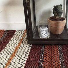 www.postdiem.com #feudebois #cactus #rug #carpet #interiordesign #interior #decor #handmade #home #homedecor #rugs #kilim #wool #local #handweaving #handweaved #weaving #tissage #laine #Corsica #madeinCorsica #Corse #artisanat #madeinFrance