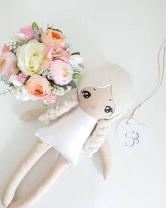 Night night #handmade #handmadedoll #doll #heirloomdoll #elfdoll #elf #textiledoll #clothdoll #fabricdoll #kidsroom #instakid #instamom…