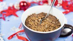 Das Beste daran: Der Brownie braucht nur 3 Minuten in der Mirowelle!