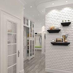 35 elegant modern living room design and decor ideas 10 Grey Interior Design, Interior Design Living Room, Living Room Designs, Home Room Design, House Design, House Rooms, Small Apartments, Design Case, New Homes