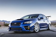 This rare Subaru WRX STI Launch Edition is up for auction, and it's packing some pretty considerable modifications.