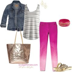 One Item, Five Fashionable Ways - Look 3