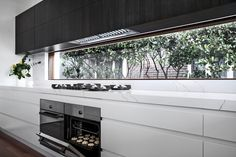 Type of Project: Residential Designers: Adrianna Doueihy Location: Earlwood NSW Completion: November 2017 House, Home, Skylight Kitchen, Kitchen Inspiration Design, House Design Kitchen, Kitchen Room Design, Kitchen Furniture Design, Minimalist Kitchen Design, Kitchen Window Design