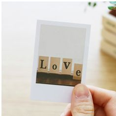 love sticky note. This site has the CUTEST sticky notes.
