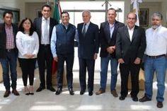 El Dr. Marcos Salvador Ibarra Infante Director General de Coordinación de Delegaciones de la Secretaría de Desarrollo Agrario, Territorial y...