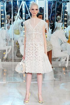 Louis Vuitton s2012, this show was probably my fave!