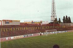 Fir Park Motherwell Fc, Baseball Field, The Past, Football, Terraces, Park, Scotch, Building, Places