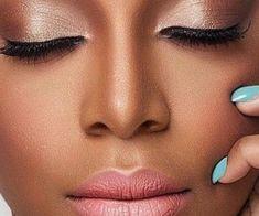 Zoom sur les tendances et inspirations make,up dédiées aux peaux noires et  métissée