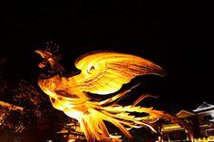 TimLavande: Főnixtánc Lion Sculpture, Carving, Manager, Image, Statues, Phoenix, Mountain, Inspiration, Lavender Blue