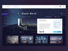 """Hi dribbblers.  I just came back from a long vacation. Do you still remember my early work """"ToFind"""", if things go well, I will work with Nick for the next time to turn this project into a real appl..."""