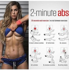 The Best Bodybuilding Workouts Program: The 15 Minute Hot ABS Workout Fitness Workouts, Fitness Po, Gewichtsverlust Motivation, Body Fitness, Fitness Goals, Health Fitness, Daily Workouts, Health Logo, Health Goals