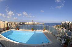 Appartement in Malta. Plaza Suite, Malta, Outdoor Decor, Holiday, Home Decor, Malt Beer, Vacations, Interior Design, Holidays Events